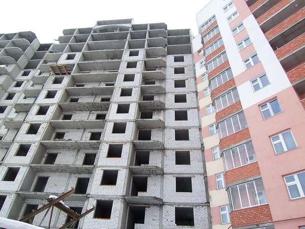 признание права собственности на квартиру в недострое